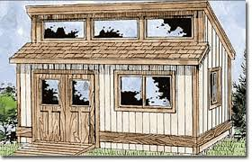 what to look for when purchasing shed building plans