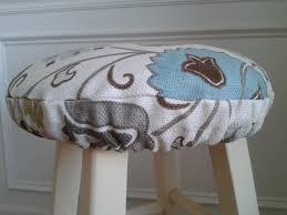 round chair cushion round bar stool cushions bar stool seat covers