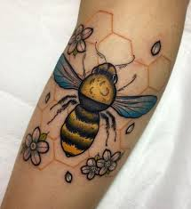 75 cute bee tattoo ideas art and design