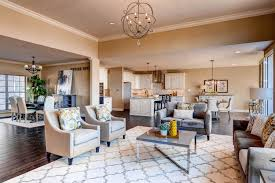 Define Livingroom Nicely Staged Bookcases And A Soothing Color Scheme Help Define