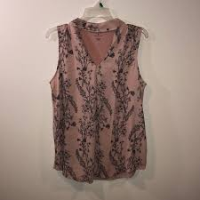 worthington blouses 50 worthington tops worthington pink and black print