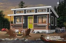 one room cabin floor plans cabin plans affordable small cottages from drummondhouseplans