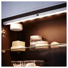 under cabinet led light strips stötta led lighting strip battery operated white 35 cm ikea