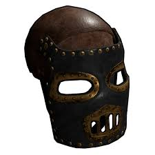 leather mask steunk leather mask rust wiki fandom powered by wikia