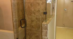 shower awesome etched glass shower doors half etched frosted