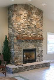 natural stone fireplace trendy ideas natural stone fireplaces unique design fireplace thin