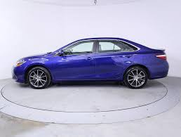 used 2015 toyota camry for used 2015 toyota camry xse sedan for sale in miami fl 81719