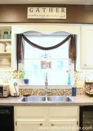 Kitchen Window Ideas Creative Kitchen Window Treatment Ideas Hative