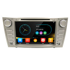 gps toyota camry aliexpress com buy car dvd gps radio bt auto 8 player for