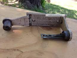 antique toilet paper holder the albany ny usa cast iron obo