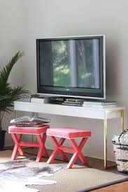 ikea white tv stand best 25 tv stand ikea hack ideas on pinterest