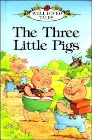 pigs ladybird loved tales paperback book