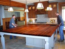 kitchen island with cutting board butcher block kitchen table thepoultrykeeperclub butcher block