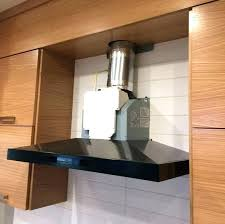 how to install a range hood under cabinet how to install range hoods ladyroom club