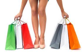 heavy shopping bags