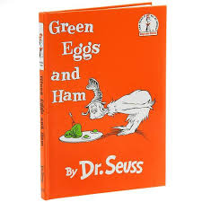 green eggs and ham book toys