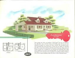 cape cod house plans 1950s terrific curb appeal ideas from homes 1957 house plans