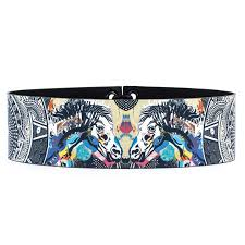 colours of my life online shop leather belts fashion printed belts