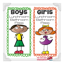 bathroom pass ideas bathroom passes for middle