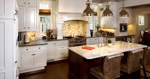full kitchen renovation cost for a vintage and classic kitchen full kitchen renovation cost for a vintage and classic kitchen with white marble island top and painted white cabinets decorated with three industrial