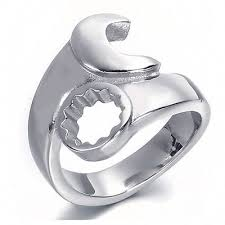 Mechanic Wedding Ring by Wrench Wedding Bands Collection On Ebay