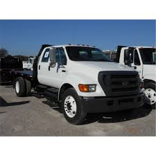 Ford 650 Price 2004 Ford F650 Crew Cab Flatbed Dump