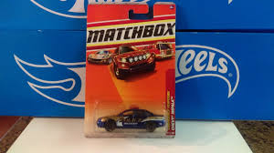 matchbox chevy impala matchbox chevy impala police mbx county diecast car blue gold