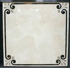 italy marble tile waterjet marble floor tile for saudi arabia