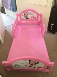 Minnie Mouse Toddler Bed Frame Minnie Mouse Toddler Bed White Bed