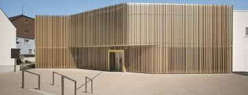 fassade architektur das magazin für architekten kupferbergswerkzentrale schüco