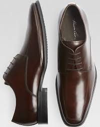 kenneth cole brown leather lace up shoes men u0027s dress shoes