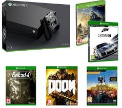 player unknown battlegrounds xbox one x bundle buy microsoft xbox one x games bundle free delivery currys