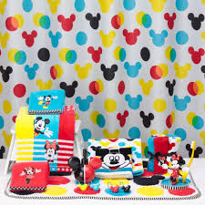 Mickey Mouse Bathroom Accessory Set Disney Bathroom Living In A Grown Up World