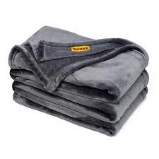 Fleece Throws For Sofas Dozzz Home Throw Blanket