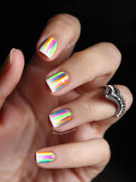 50 easy nail designs neon neon nails and nail manicure
