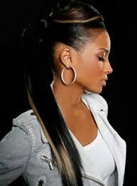 ponytail styles for black hair women medium haircut