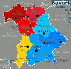 Regensburg Germany Map by Shut Up About Barclay Perkins Where They Drank Dunkles In Bavaria