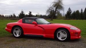 1993 dodge viper rt 10 roadster s165 portland 2017