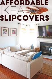 ikea slipcovers grosgrain finally affordable ikea sofa slipcovers