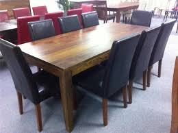8 chair dining table