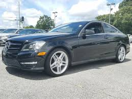2013 mercedes c class c250 coupe used mercedes for sale in ga