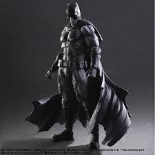 batman superman dawn justice play arts kai batman black