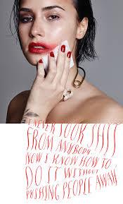 demi lovato confident tour abuse revealing interview