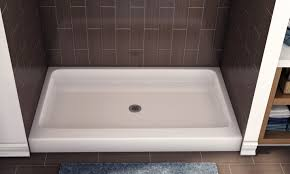 shower beautiful replace shower pan luxurious fancy bathroom