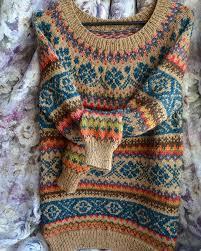 fair isle 135 best fair isle images on knitting stitches knit