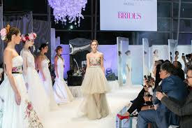 behind the scenes at the luxury bridal show bloved blog