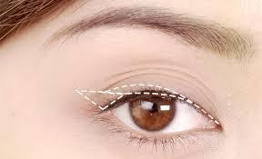 liquid eyeliner tutorial asian easy ways to use liquid liner youtube