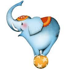 stickers elephant chambre bébé sticker enfant éléphant de cirque stickers chambre enfant