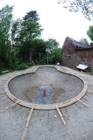 Backyard Skate Bowl Backyard Pool Bavaria Germany Confusion Magazine