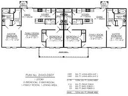 superior 3 bedroom house plans one story 7 one story duplex